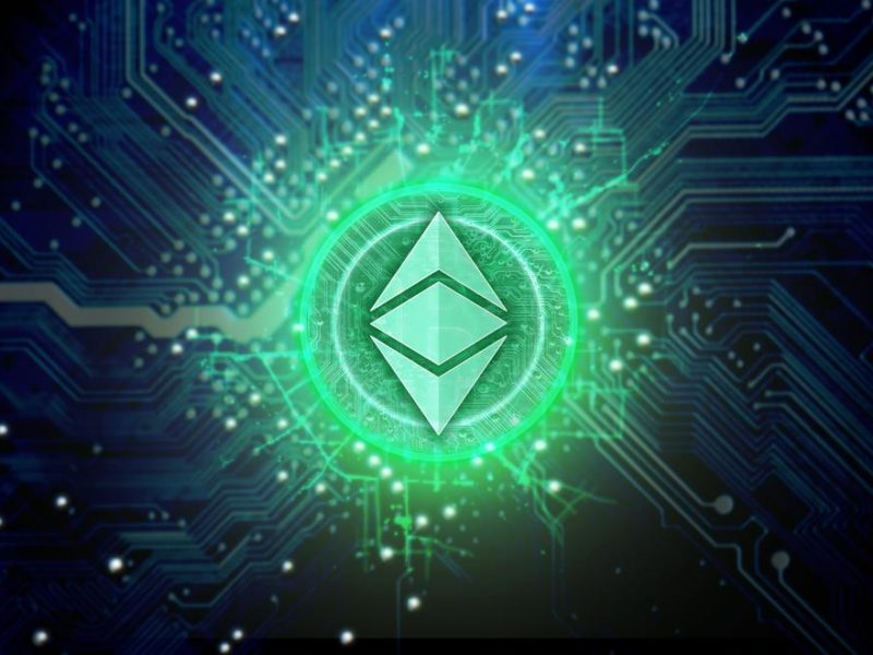 Ethereum double Bitcoin en volume de transactions.